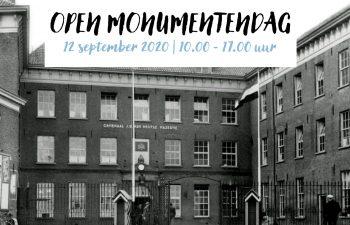 Open Monumentendag in de Stadskazerne